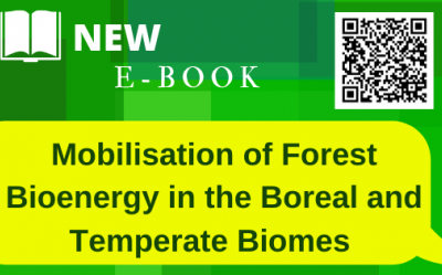 "E-book in Electronic Catalogue ""Mobilisation of Forest Bioenergy in the Boreal and Temperate Biomes : challenges, opportunities and case studies / edited by Evelyne Thiffault [un vēl 4 redaktori]. London : Academic Press, [2016]"""
