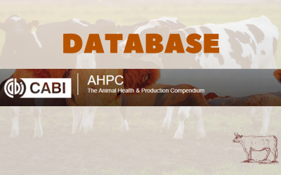CABI Animal Health and Production Compendium Database